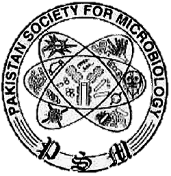 Pakistan Society for Microbiology Logo
